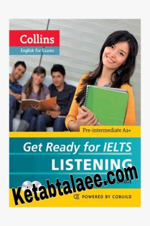 Get Ready for IELTS Listening Pre-Intermediate