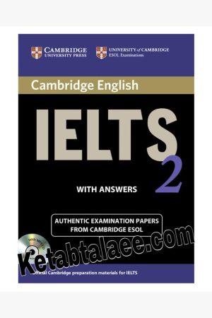 IELTS Cambridge 2+CD