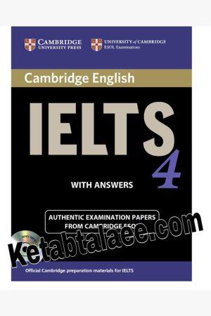 IELTS Cambridge 4+CD