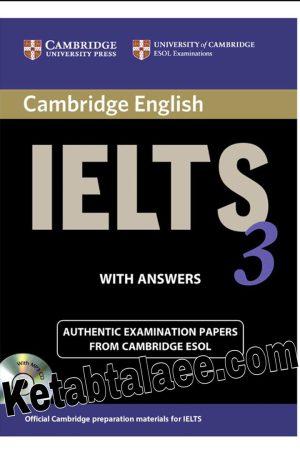 IELTS Cambridge 3+CD